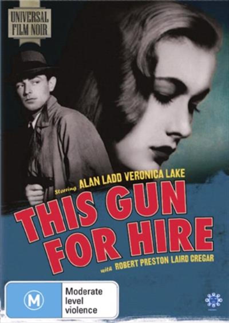 This Gun for Hire | DVD