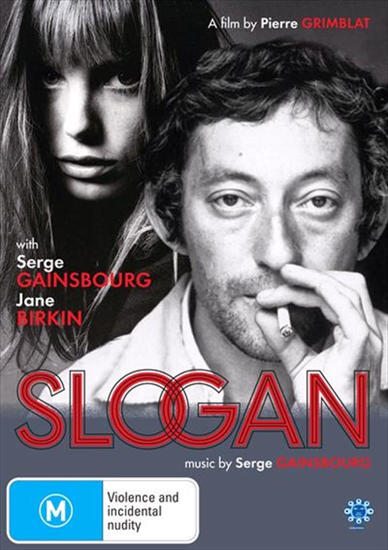 Slogan | DVD