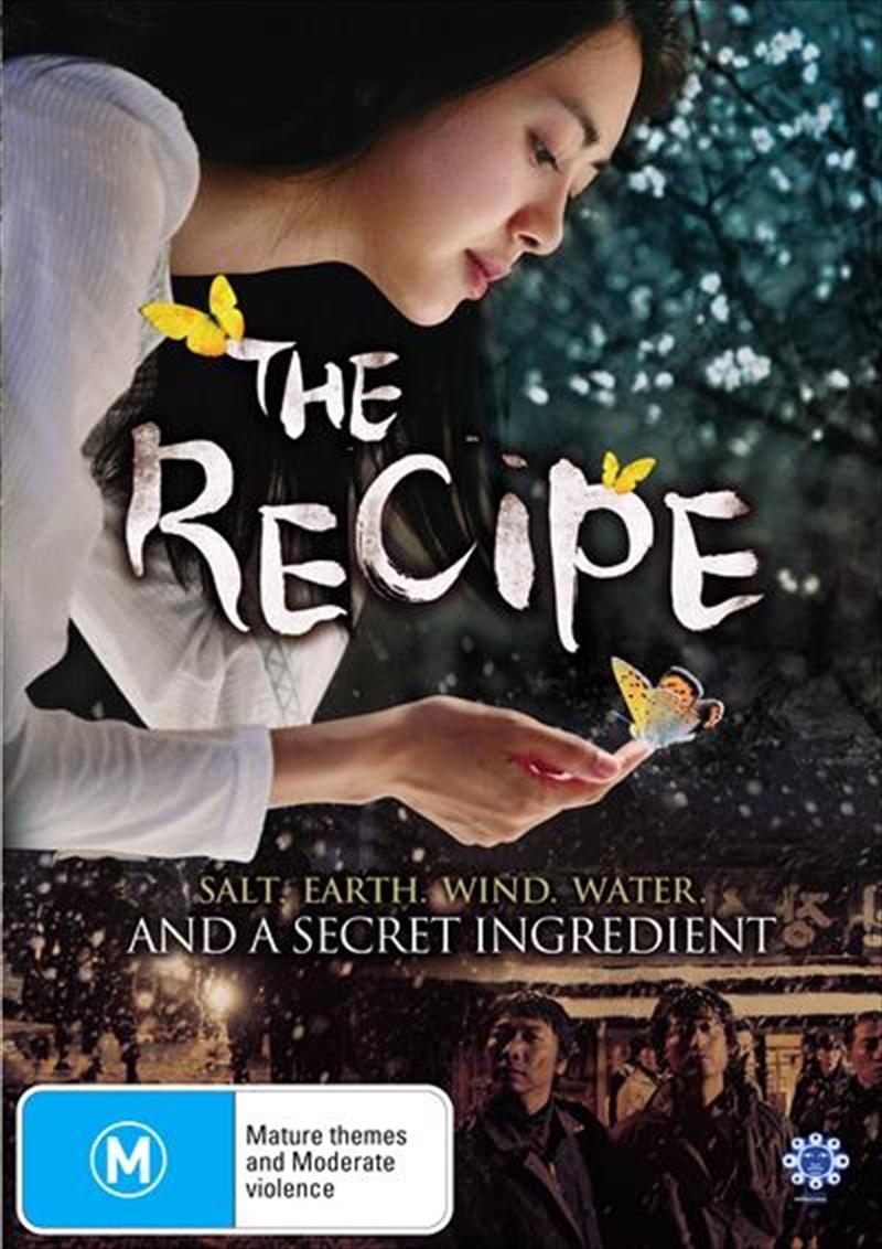 Recipe, The | DVD