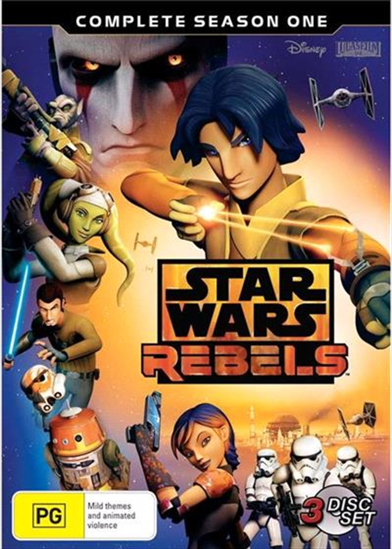 Star Wars Rebels - Season 1 | DVD