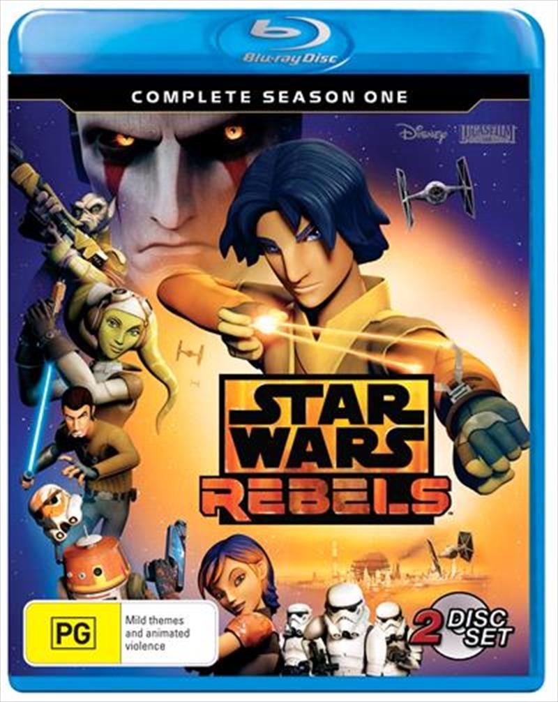 Star Wars Rebels - Season 1 | Blu-ray