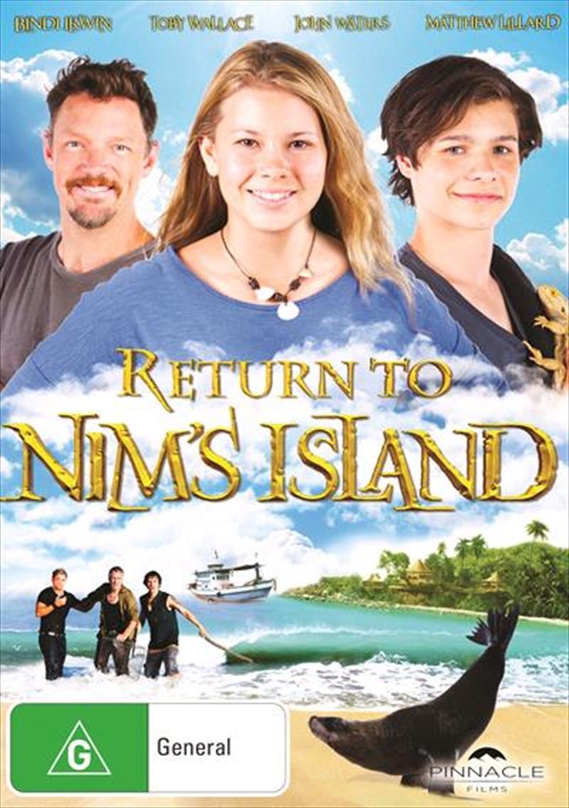 Return To Nim's Island | DVD