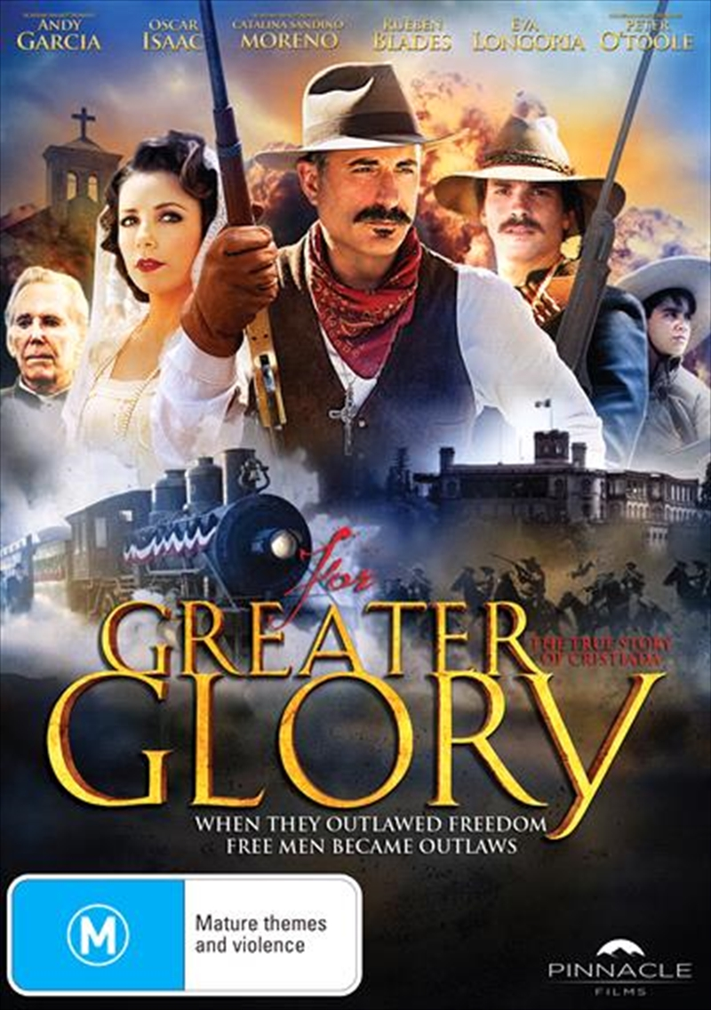 For Greater Glory | DVD