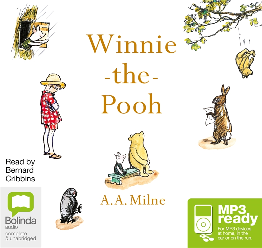 Winnie The Pooh (MP3) | Audio Book