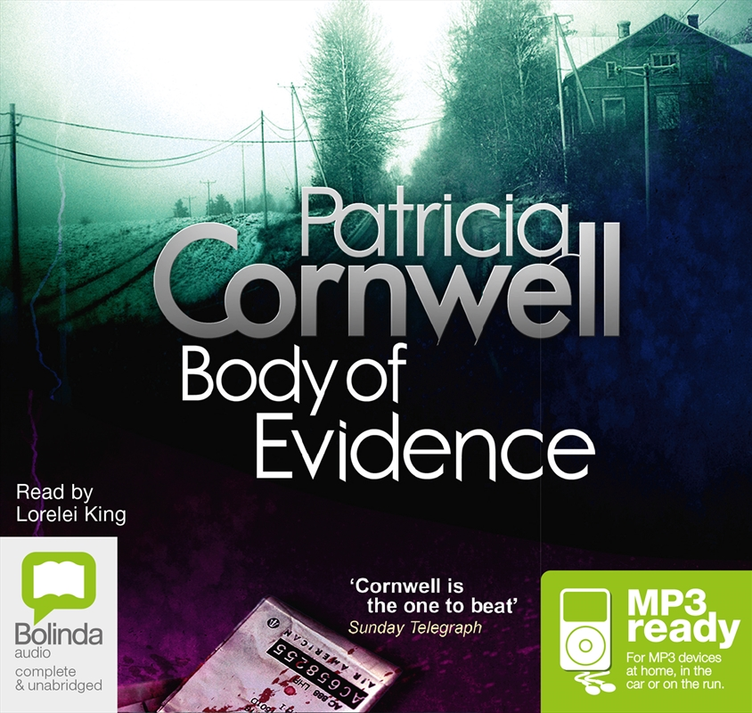 Body Of Evidence | Audio Book
