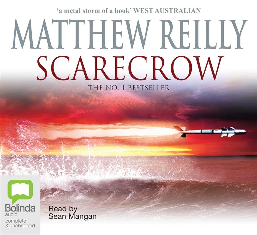 Scarecrow   Audio Book
