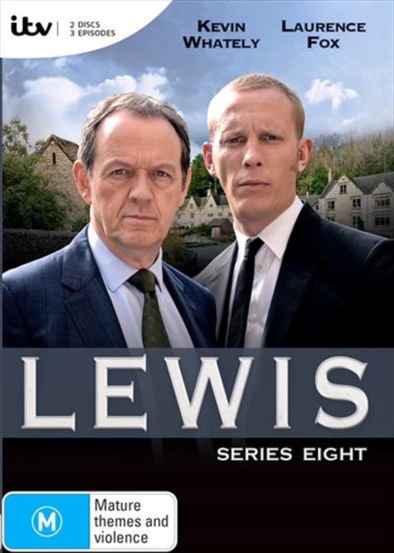 Lewis - Series 8 | DVD