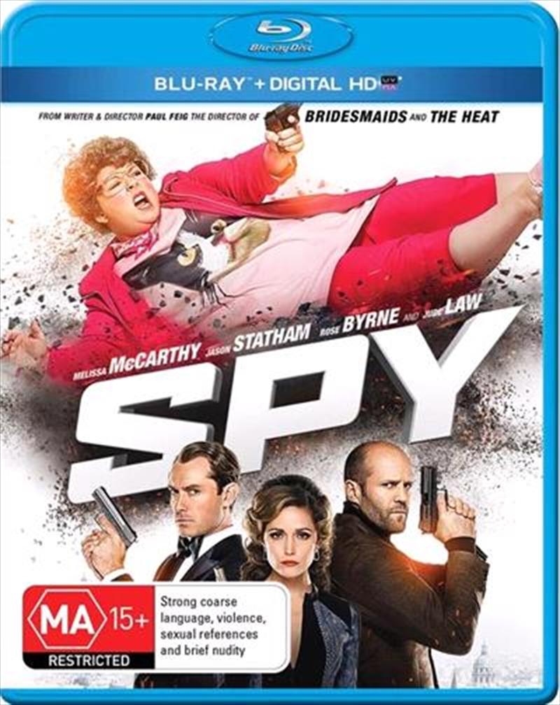 Spy | Blu-ray
