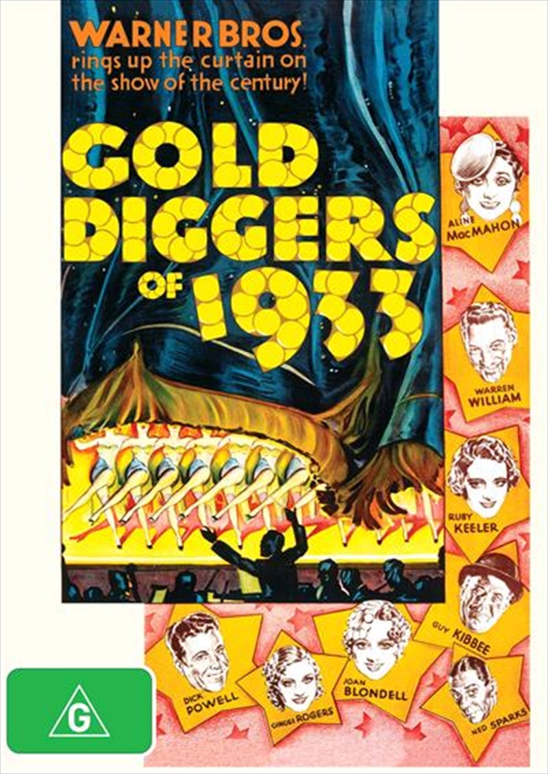 Gold Diggers Of 1933 | DVD