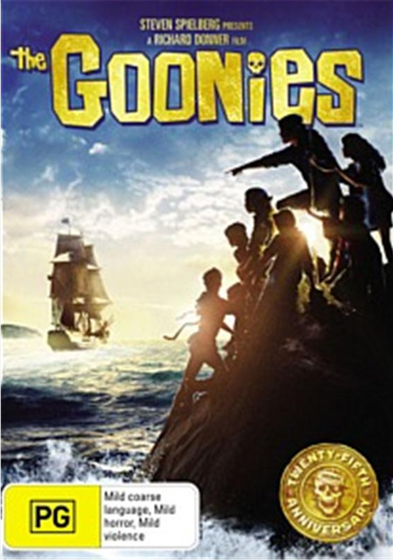 Goonies - 25th Anniversary Edition, The | DVD