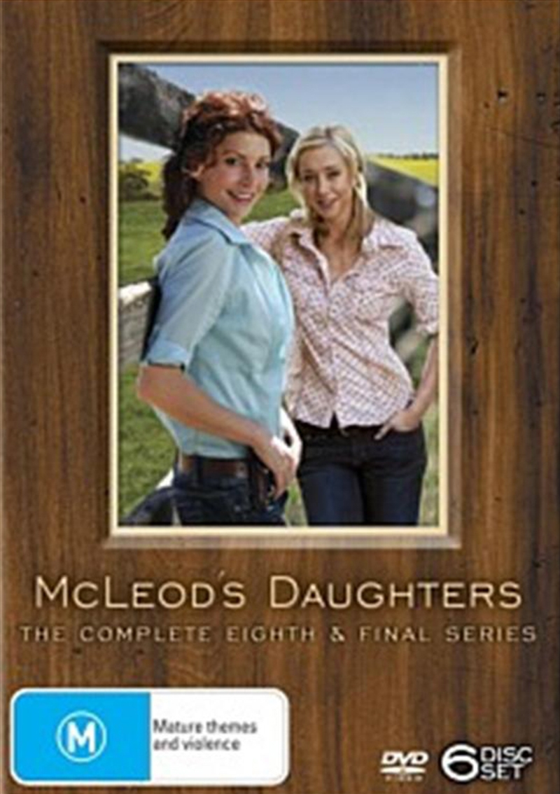McLeod's Daughters - Season 8