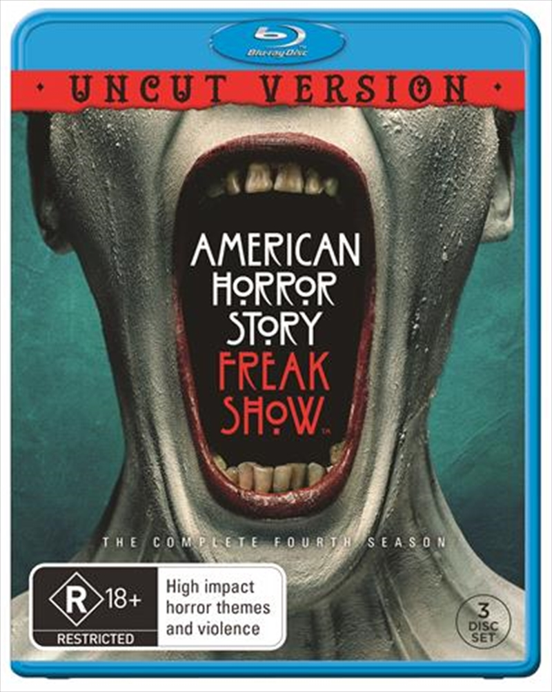 American Horror Story - Freak Show - Season 4 | Blu-ray
