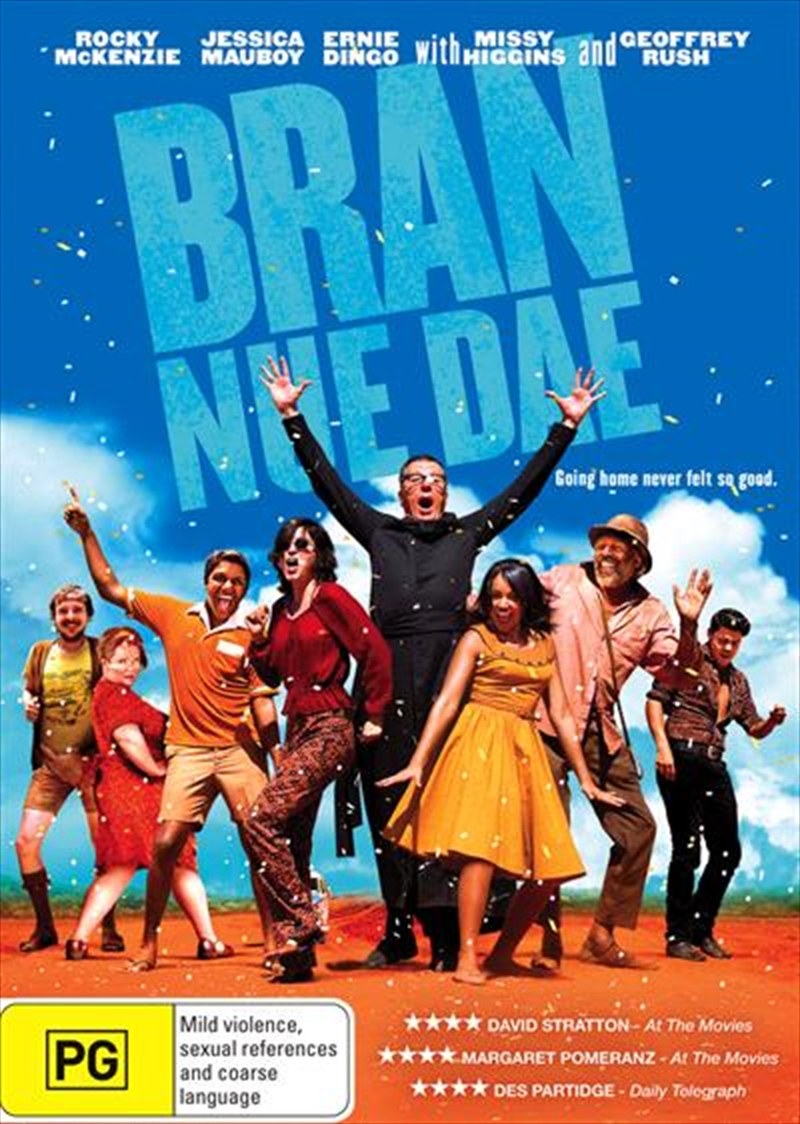 bran nue dae Bran nue dae (2009) pg-13 | 85 min | comedy, drama, musical in the summer of 1969 a young man is filled with the life of the idyllic old pearling port broome.