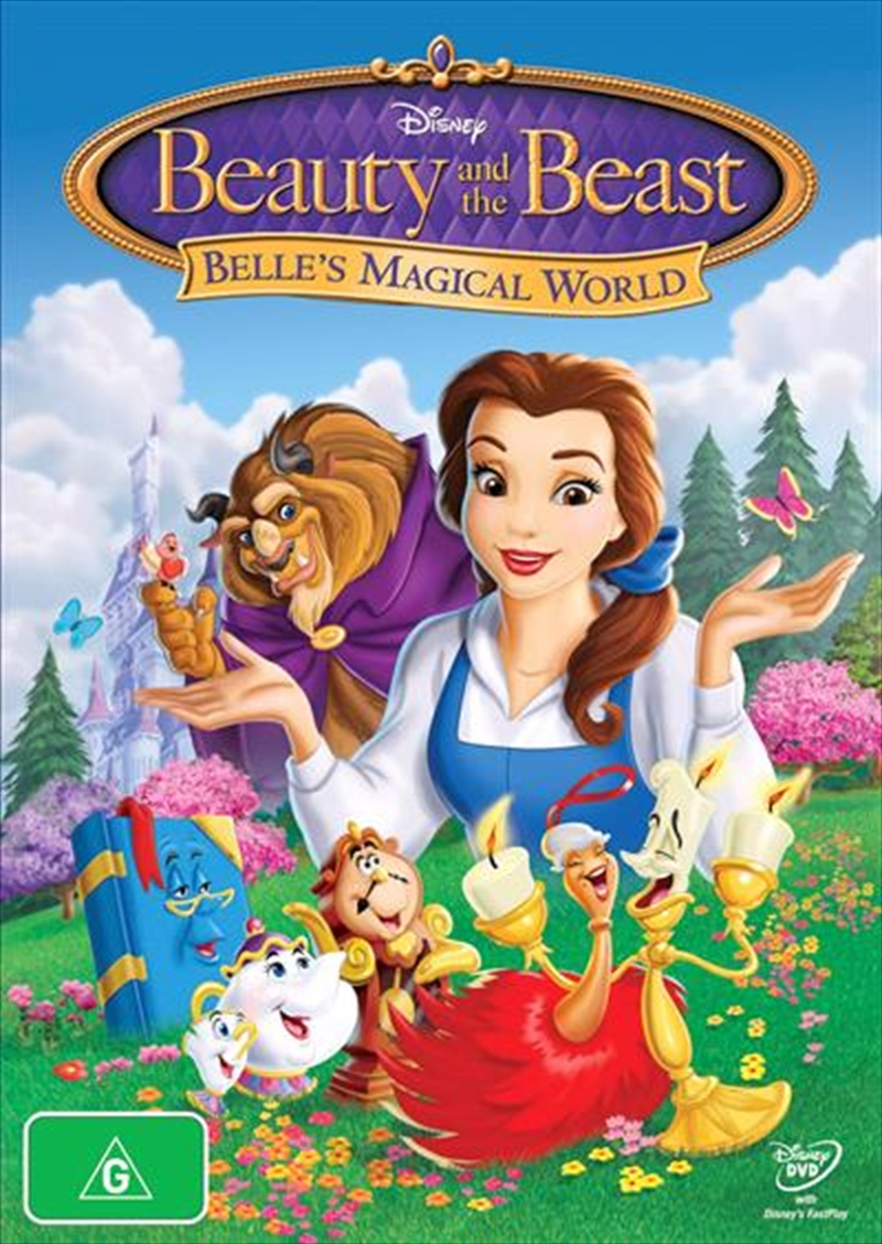 Beauty And The Beast - Belle's Magical World | DVD