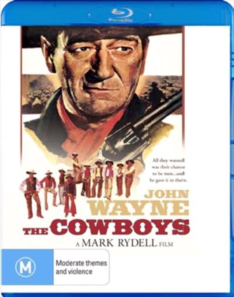 Cowboys, The | Blu-ray