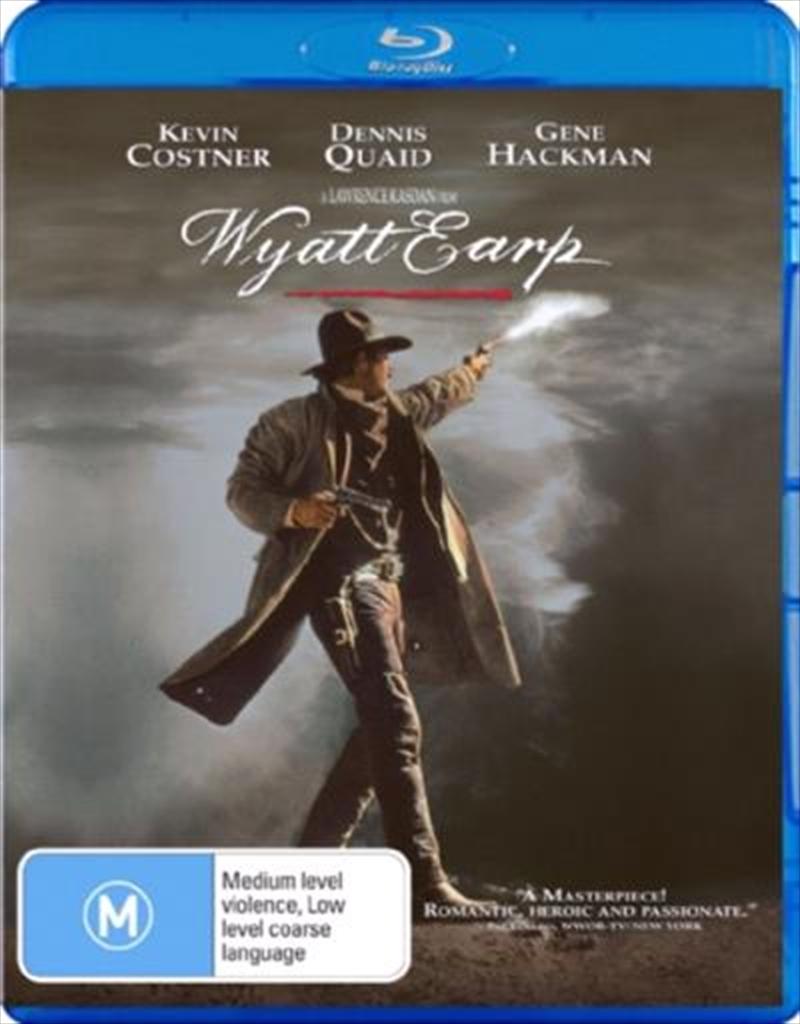 Wyatt Earp | Blu-ray