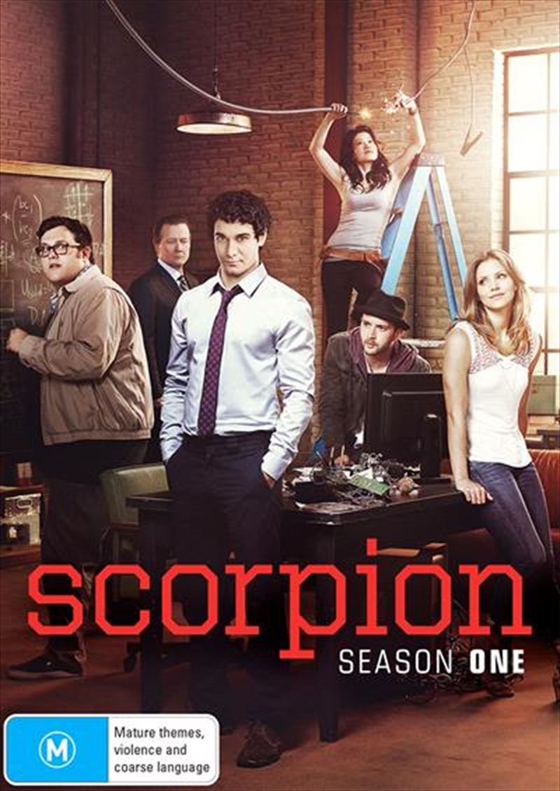 Scorpion - Season 1 | DVD
