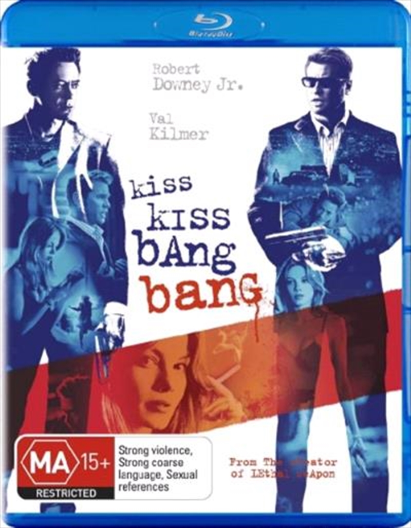 Kiss Kiss Bang Bang | Blu-ray