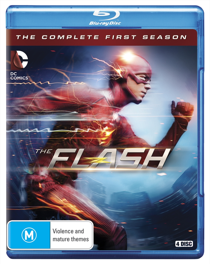 Flash - Season 1, The | Blu-ray