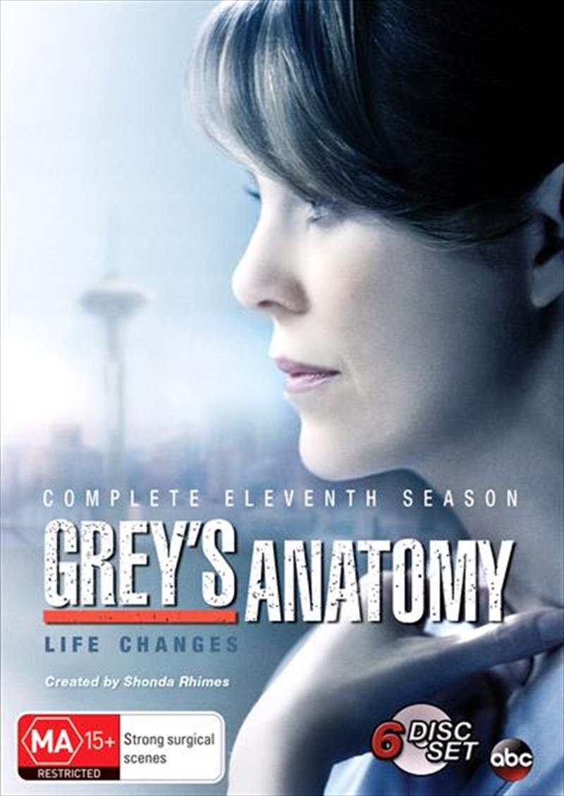 Grey's Anatomy - Season 11 | DVD