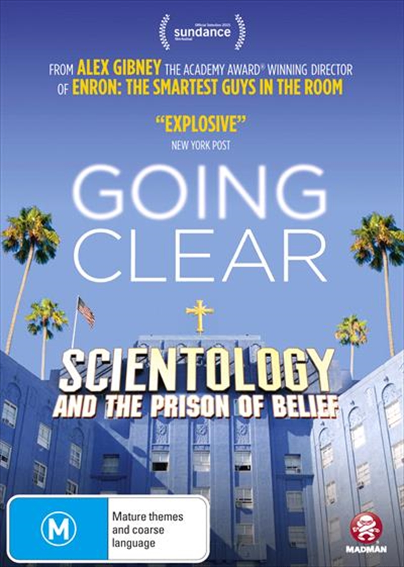 Going Clear - Scientology And The Prison Of Belief | DVD