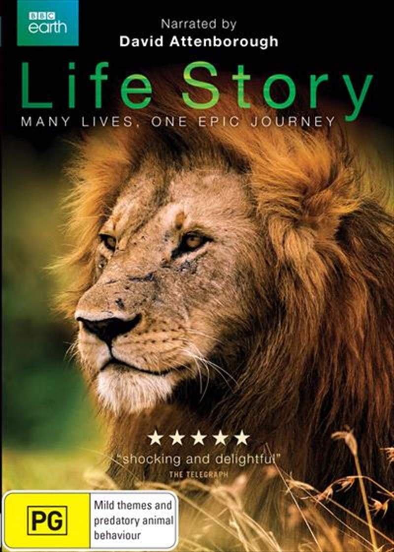 Life Story | DVD