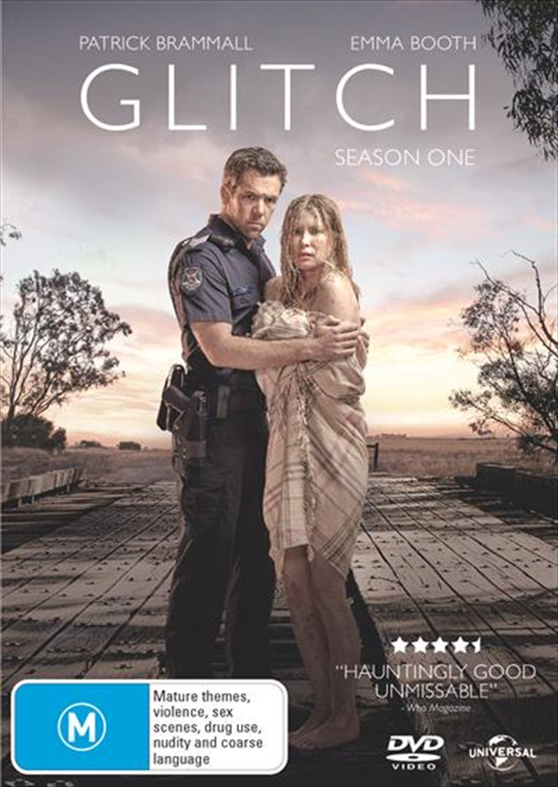 Glitch - Season 1 | DVD