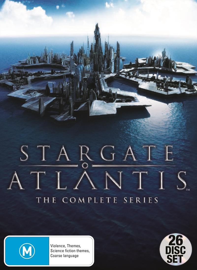 Stargate Atlantis - Complete Series | DVD