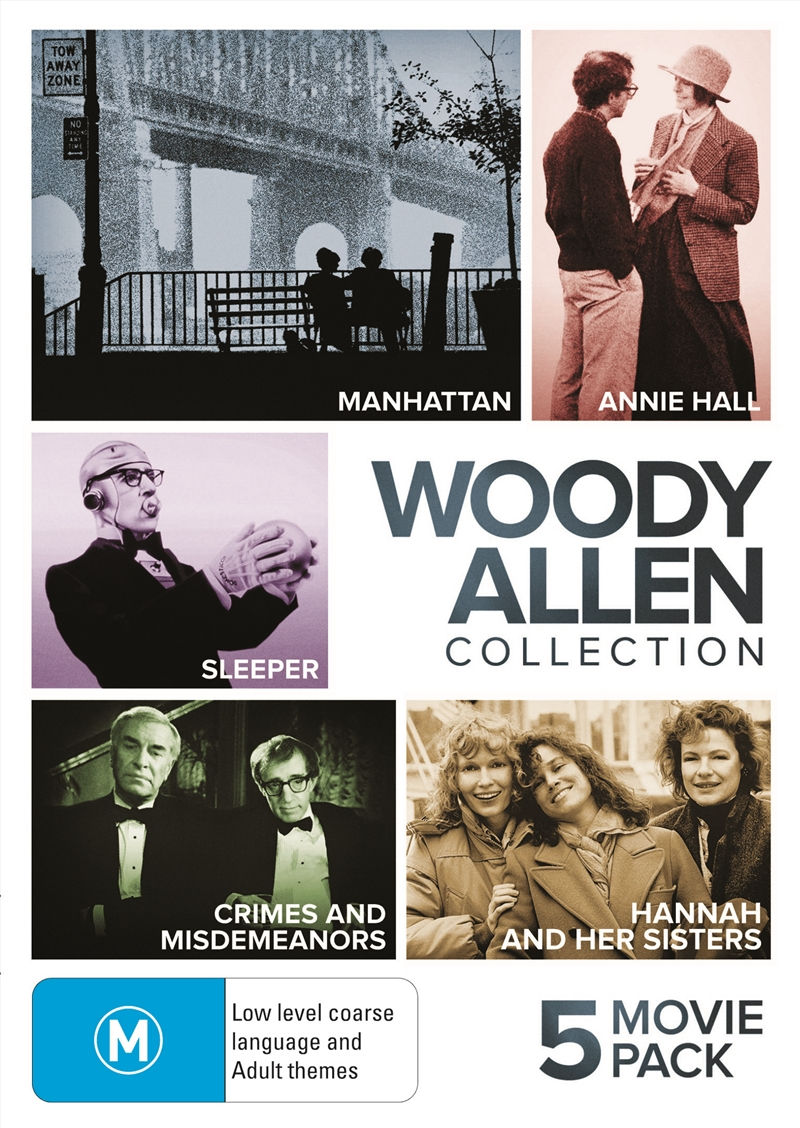 Buy Woody Allen Collection on DVD | Sanity