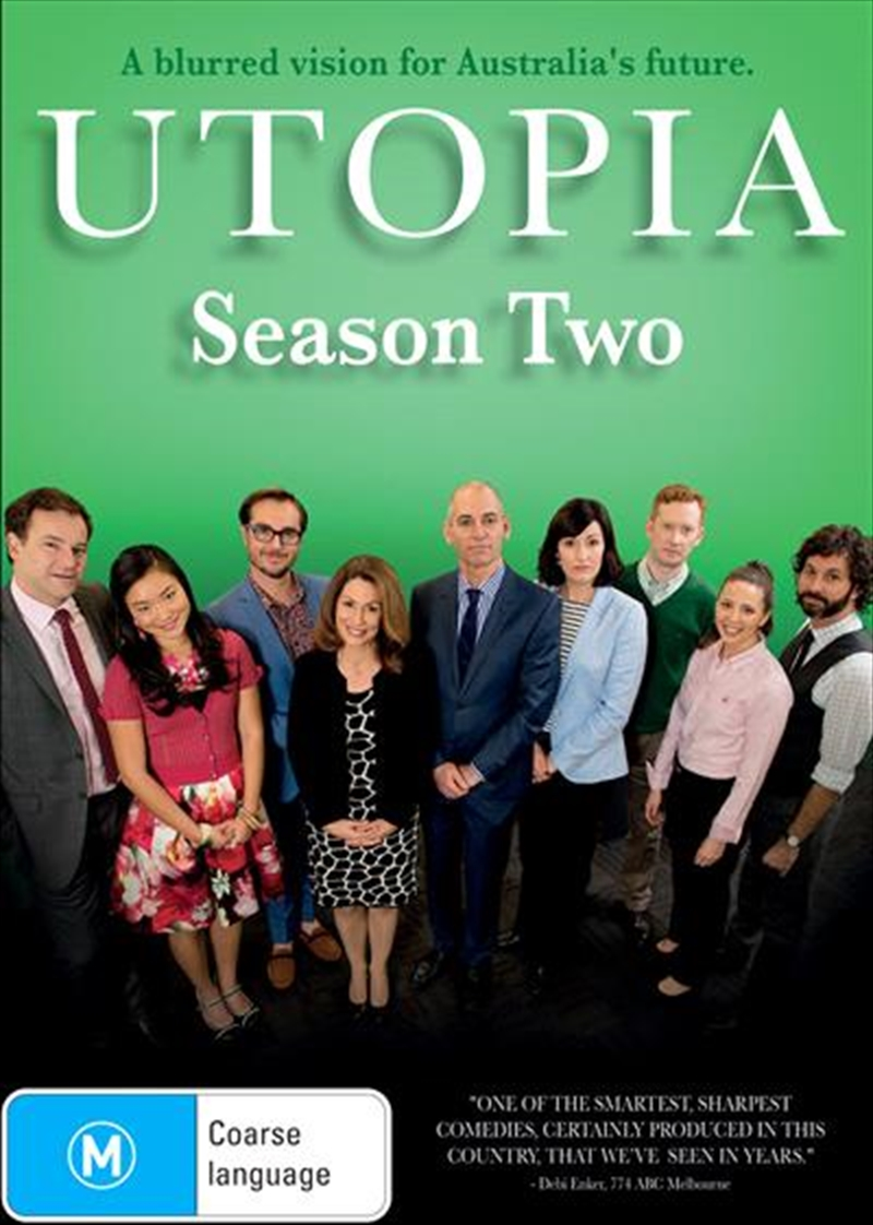 Utopia - Season 2 | DVD