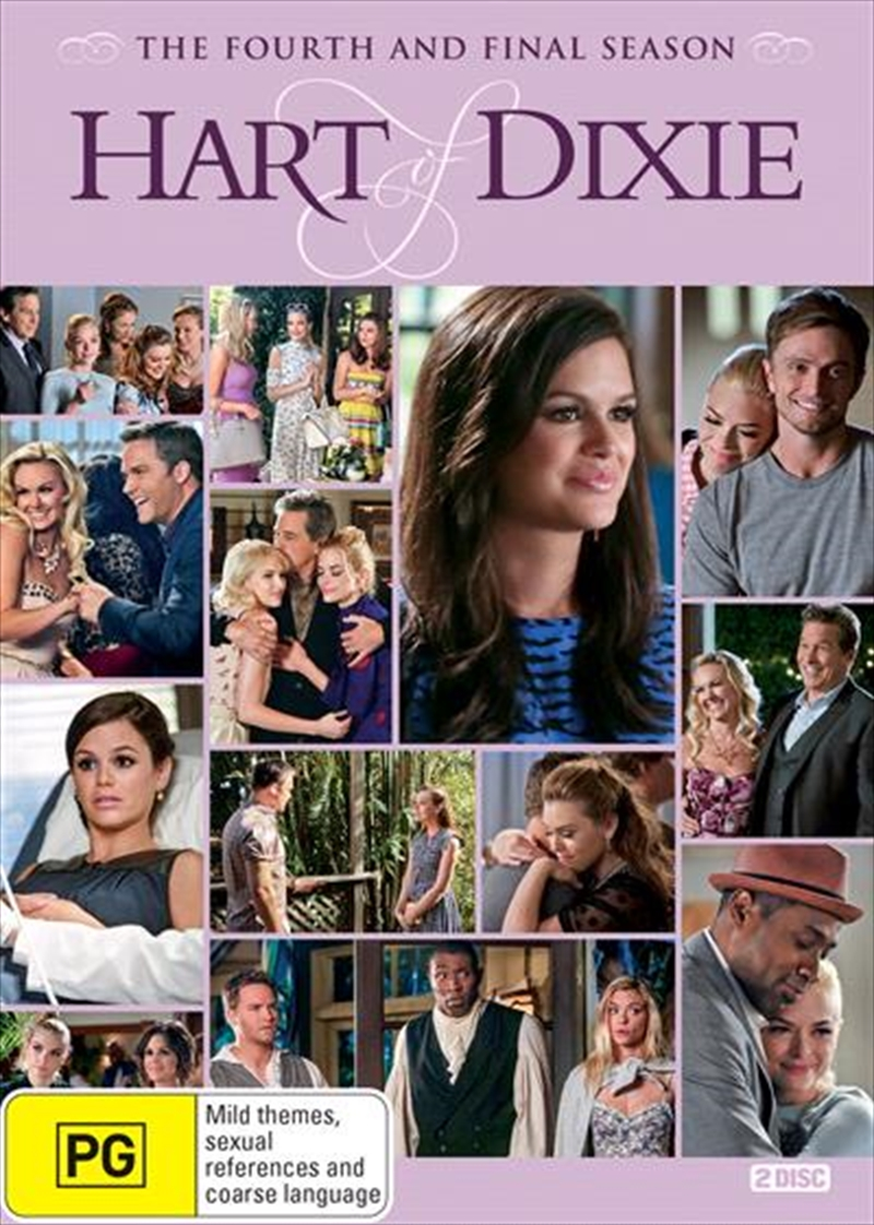 Hart Of Dixie - Season 4 | DVD