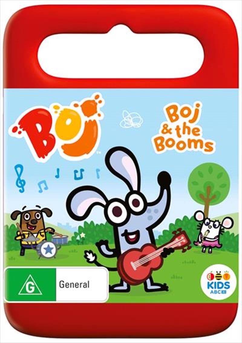 Boj - Boj and The Booms | DVD