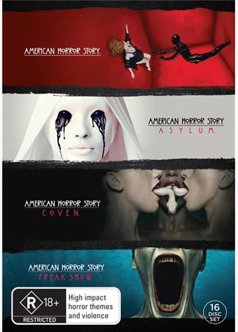 American Horror Story: Freak Show - Wikipedia