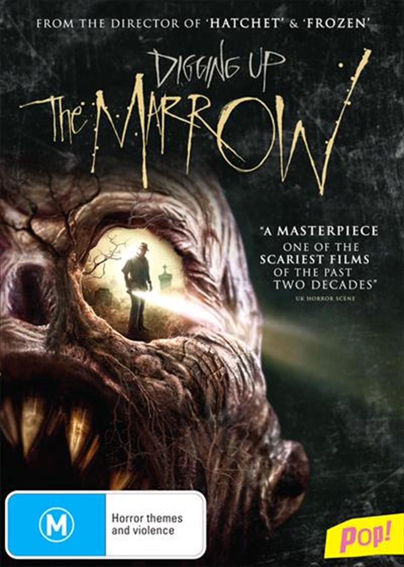 Digging Up The Marrow | DVD