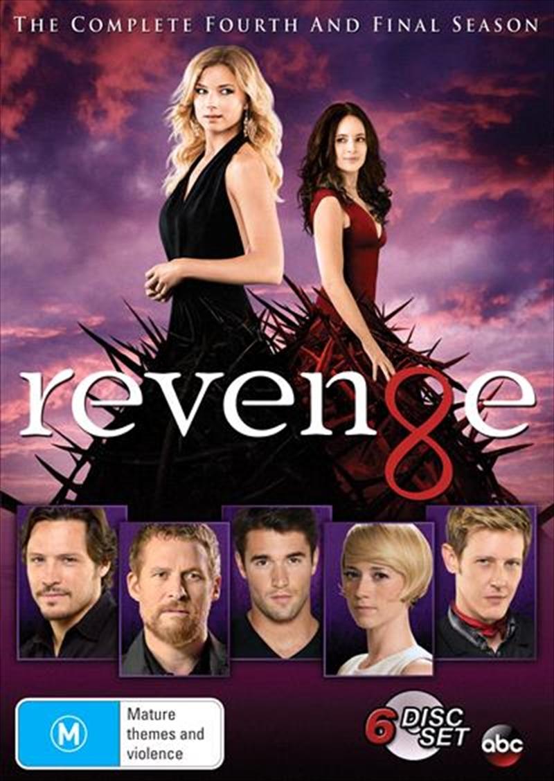 Revenge - Season 4 | DVD