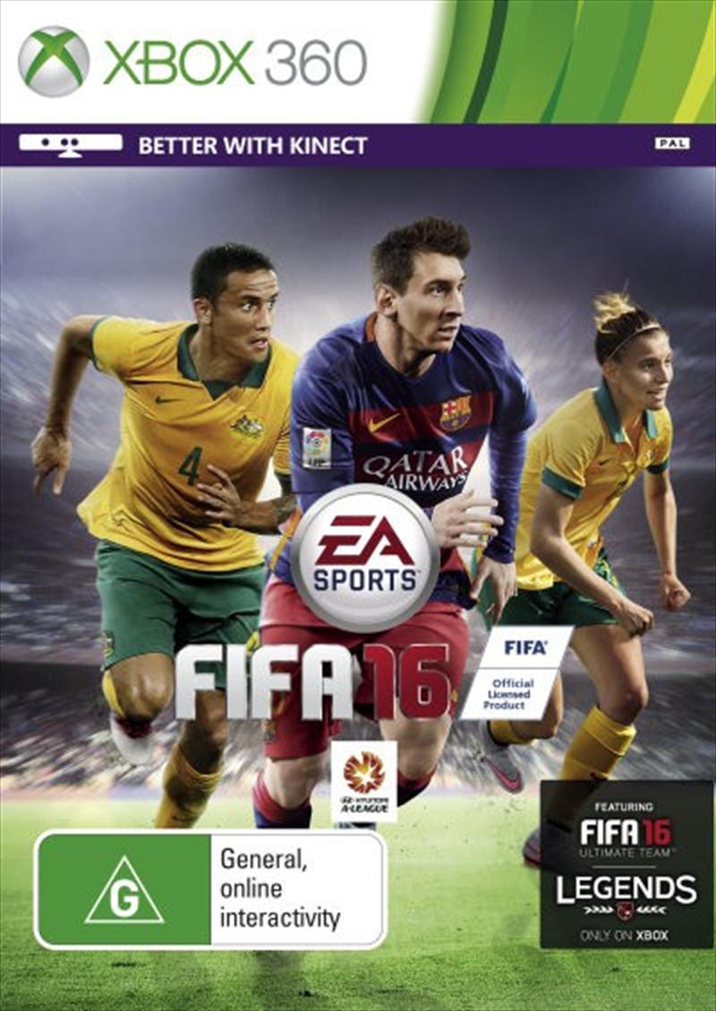 FIFA 16 | XBox 360