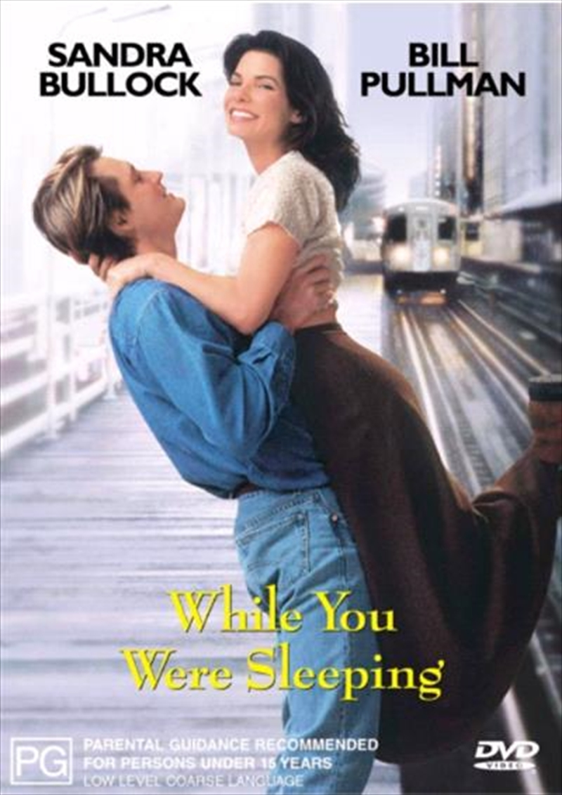 While You Were Sleeping | DVD
