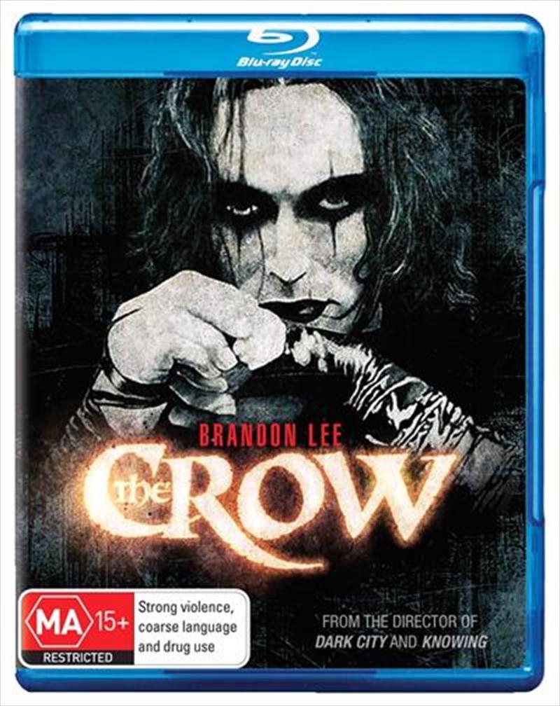 Crow, The | Blu-ray