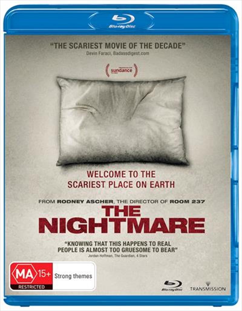 Nightmare, The | Blu-ray