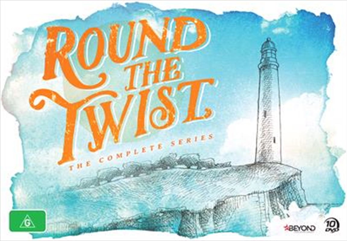 Round The Twist | Collector's Gift Set | DVD
