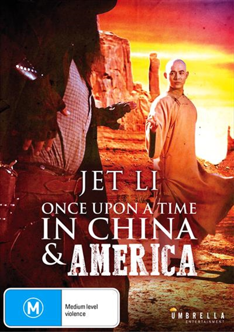 Buy Once Upon A Time In China And America On Dvd Sanity