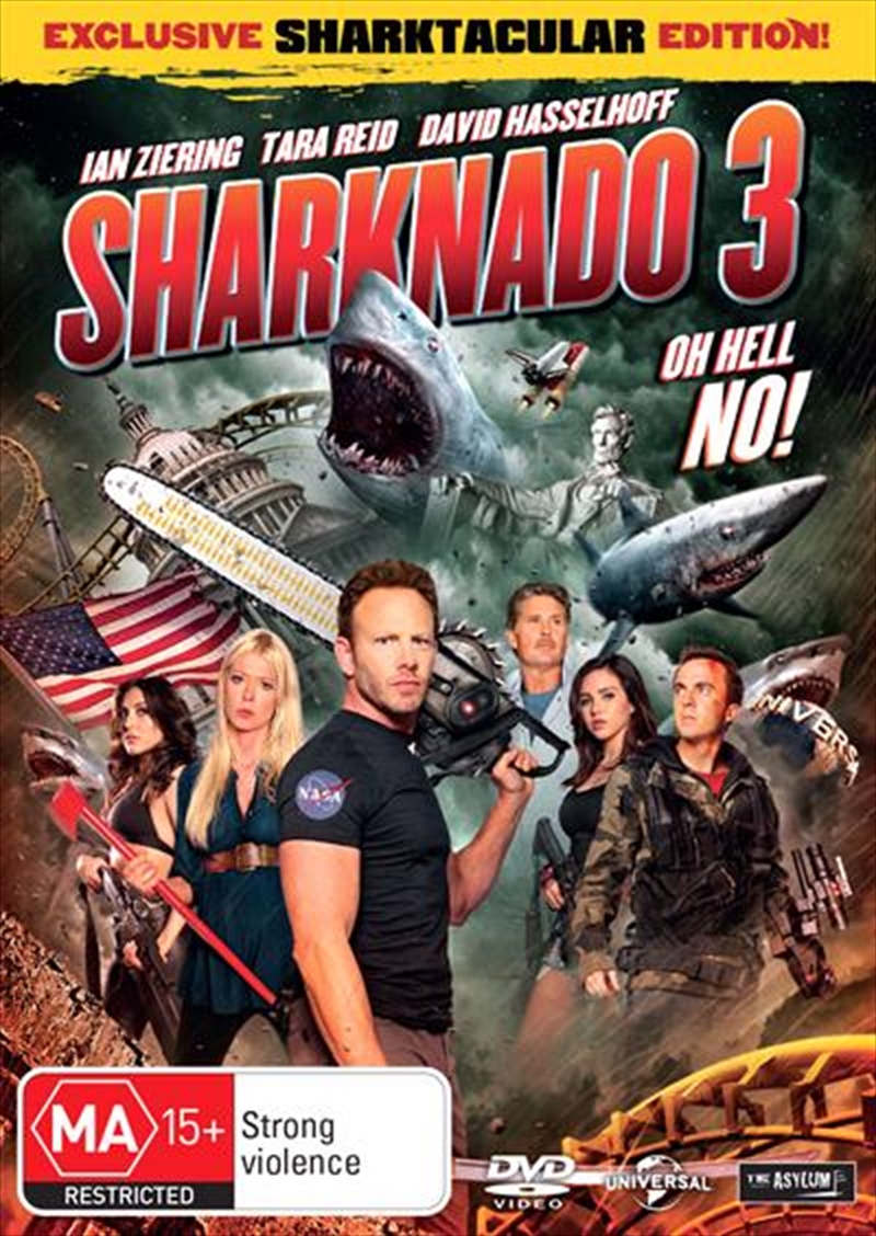 Sharknado 3 - Oh Hell No! | DVD