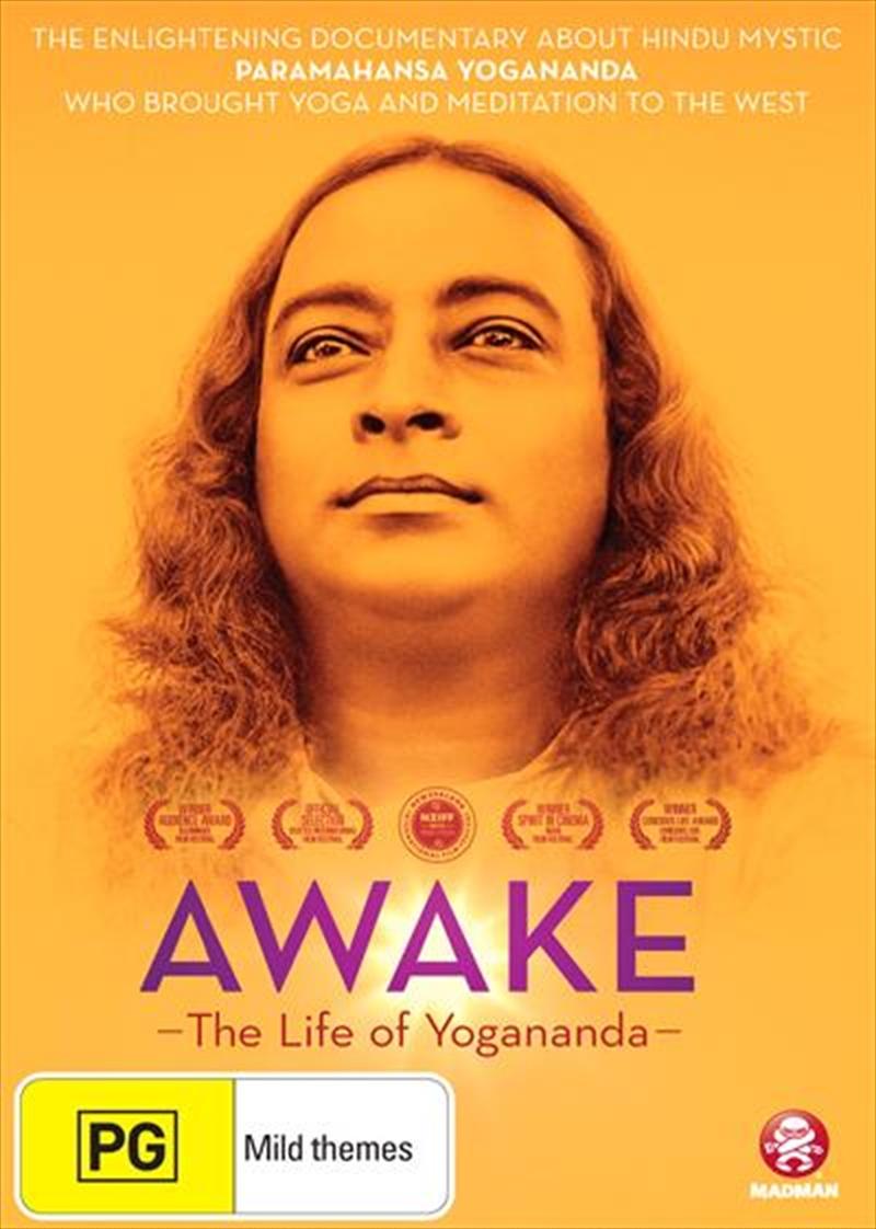 Awake - The Life Of Yogananda | DVD