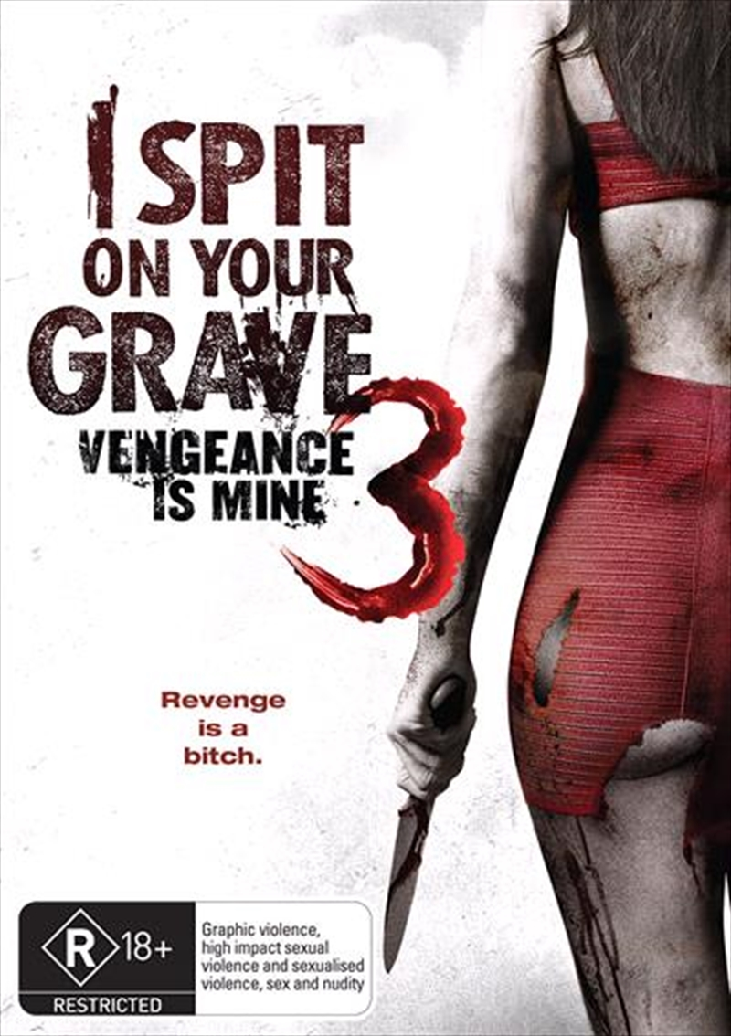 I Spit On Your Grave 3 - Vengeance Is Mine | DVD