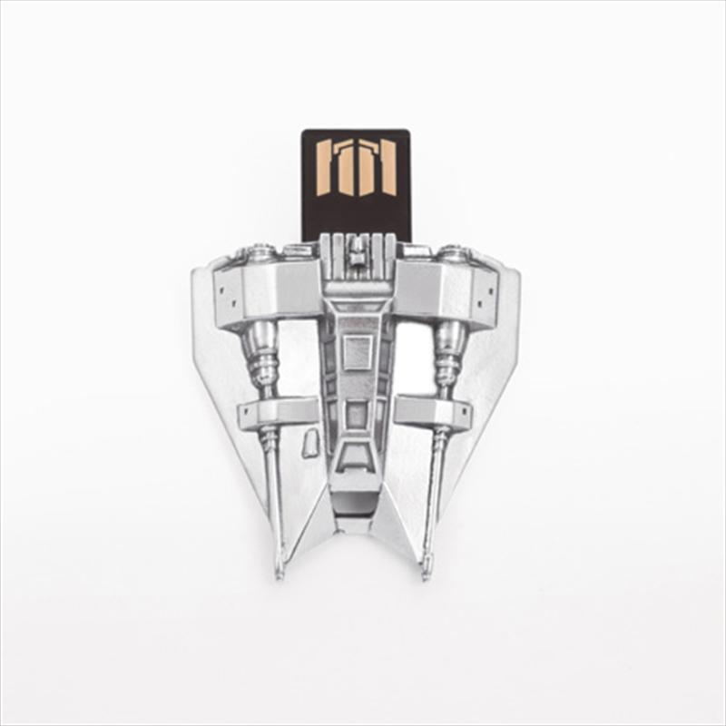 Snowspeeder 16GB USB Drive   Merchandise