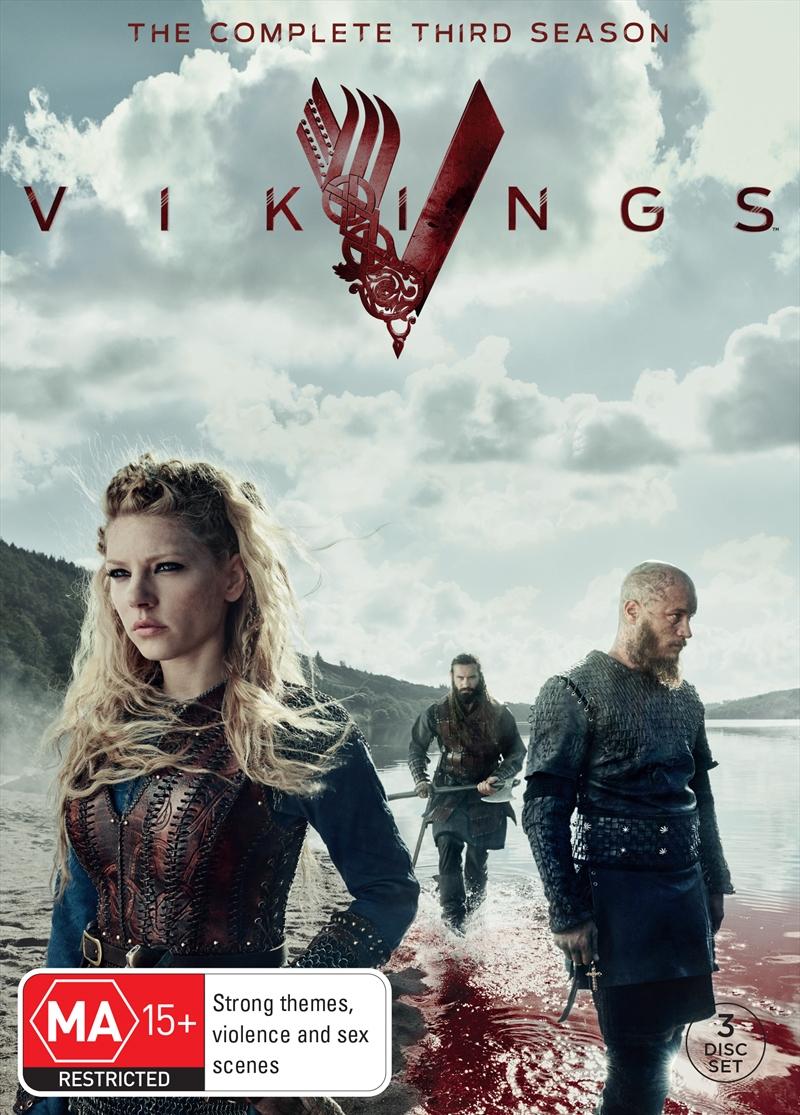 Vikings - Season 3 (EXCLUSIVE ARTWORK)