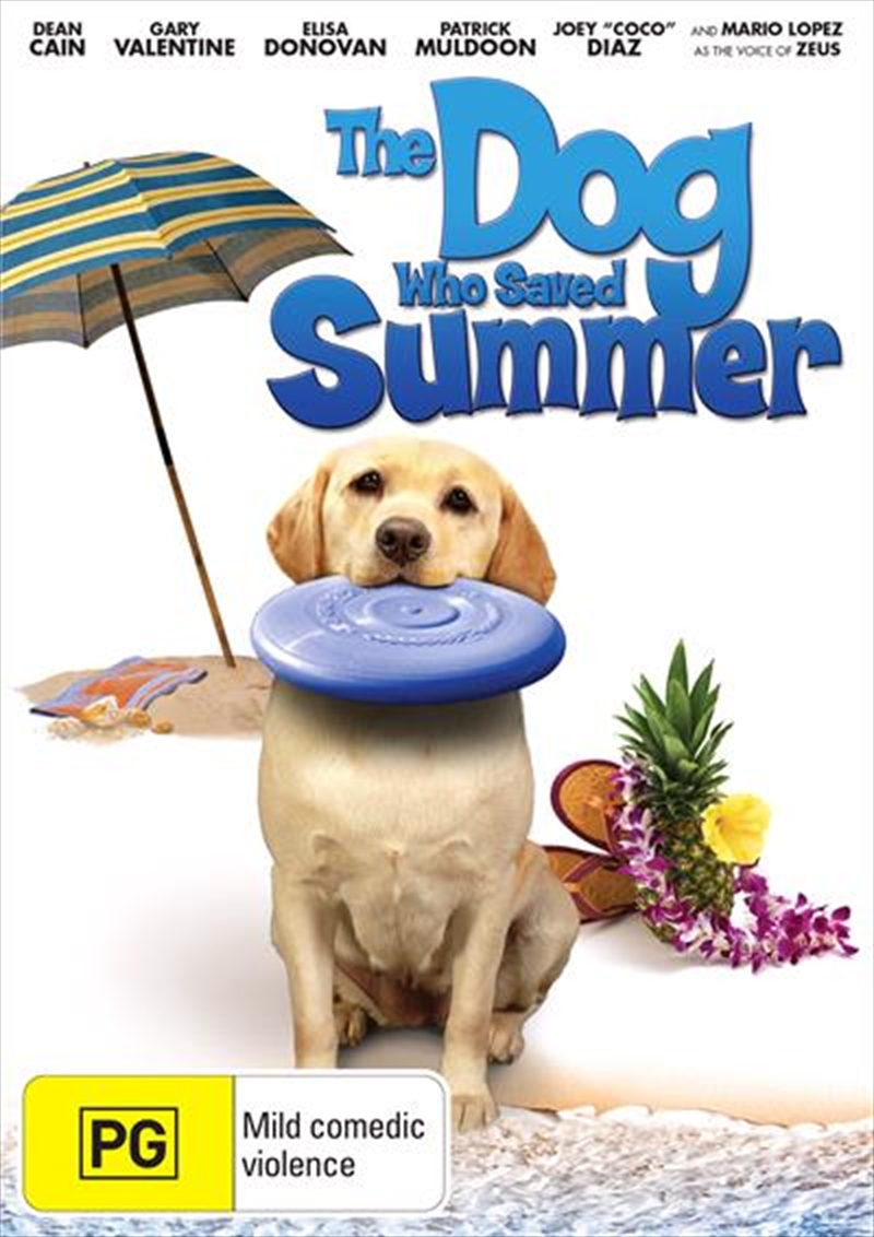 Dog Who Saved Summer, The | DVD