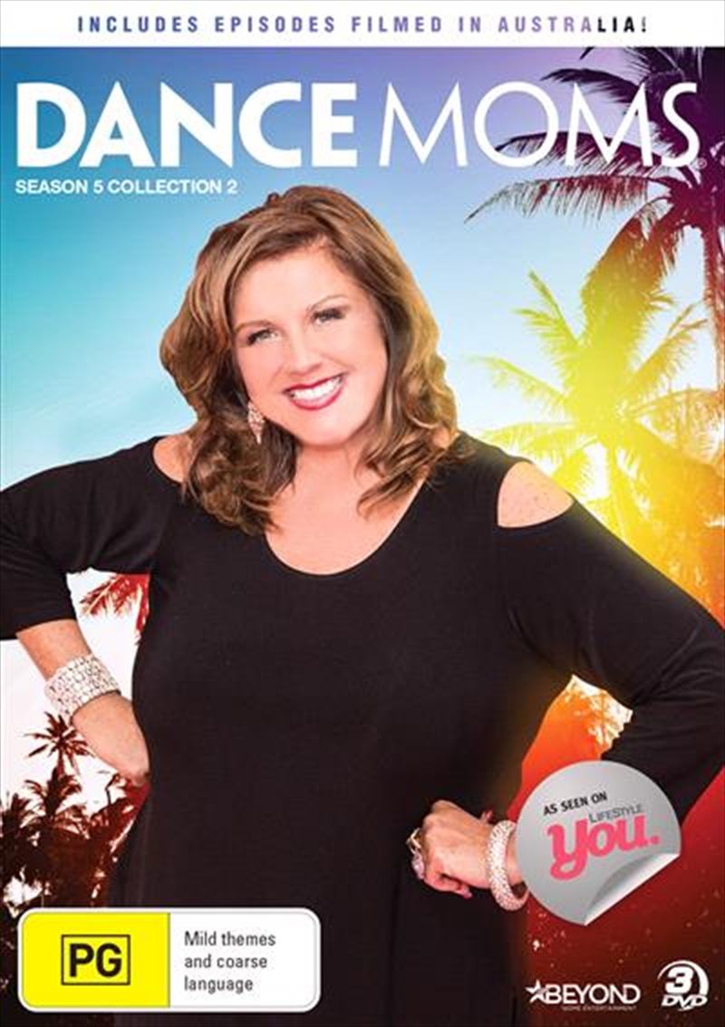 Dance Moms - Season 5 - Collection 2 | DVD