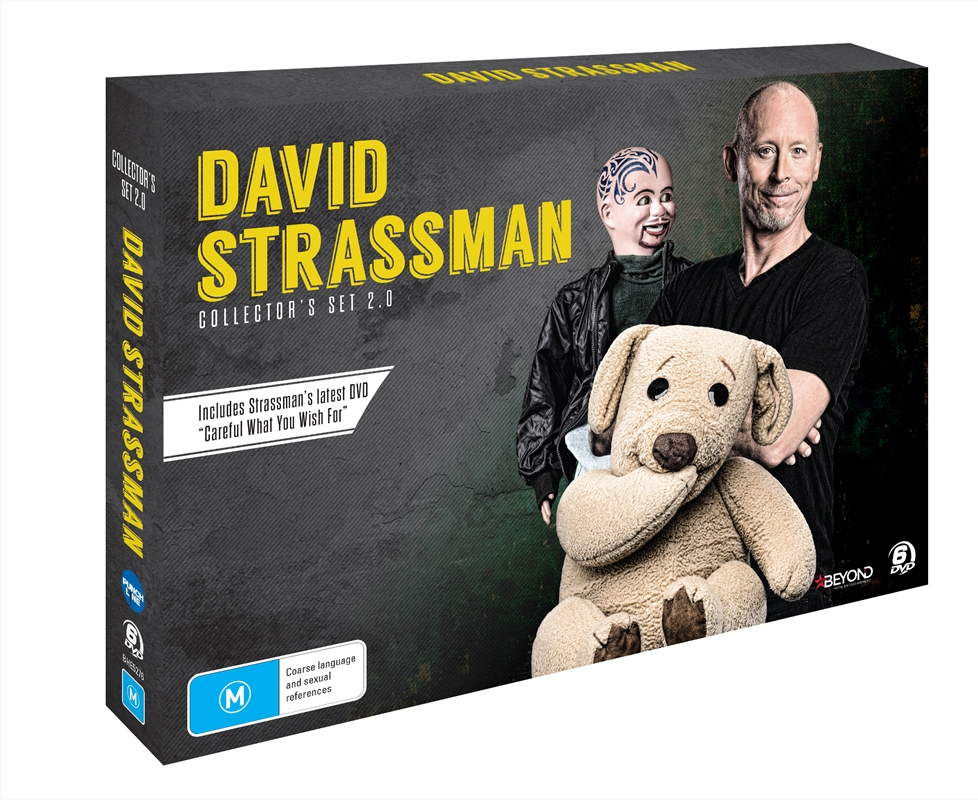 David Strassman - Collector's Set 2.0 | DVD