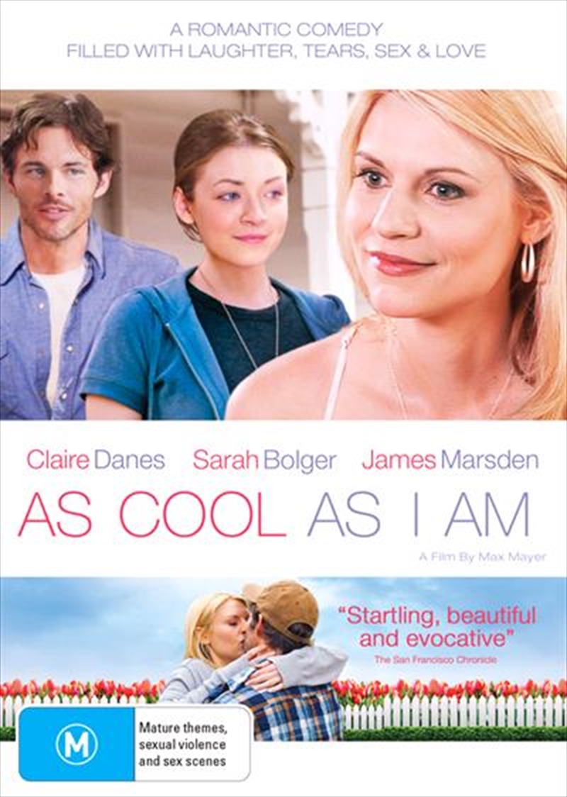 As Cool As I Am | DVD